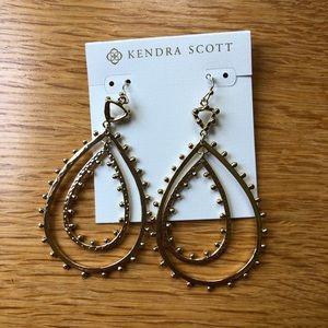 Kendra Scott Teardrop Earrings